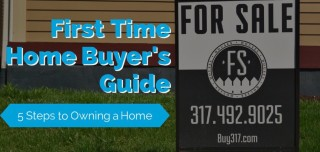5 steps to owning a home